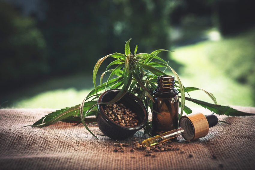 What Is CBD exactly - Image of Oil from Hemp